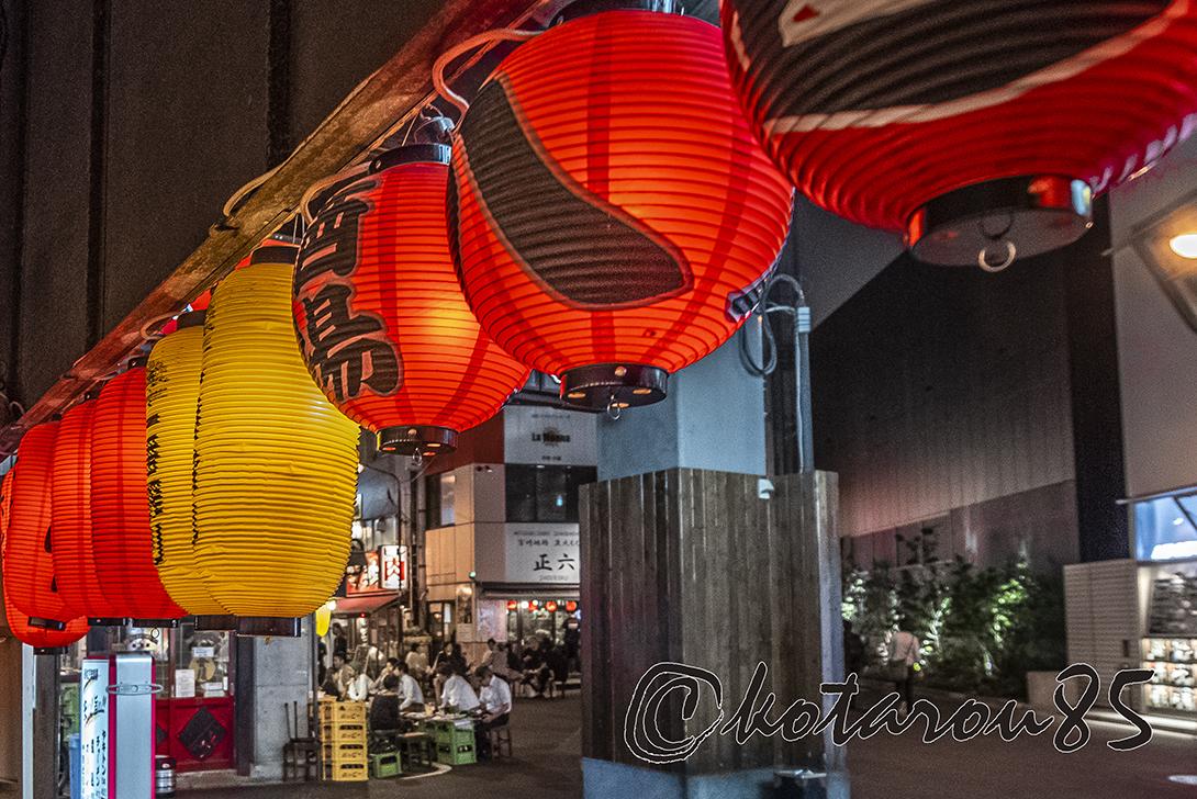 有楽町の赤提灯 20181003