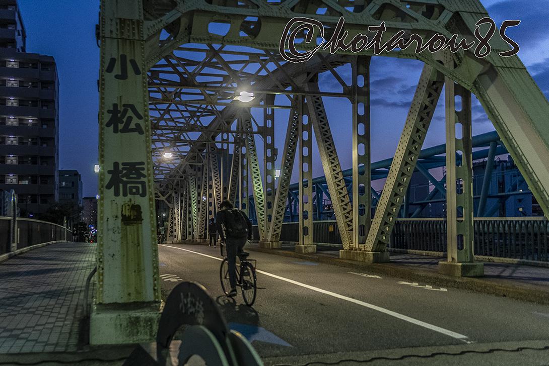 ブルーモメント 運河のある街3 20181009