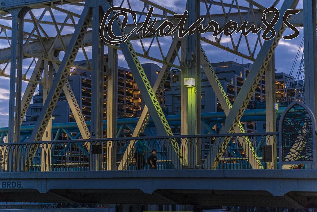 ブルーモメント 運河のある街5 20181009