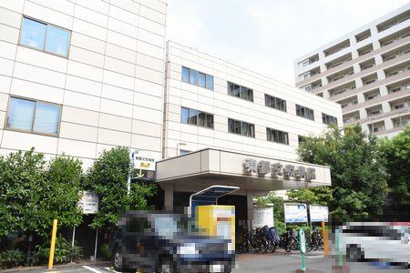 東都文京病院正面