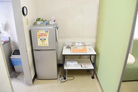 東都文京病院赤ちゃん体重計