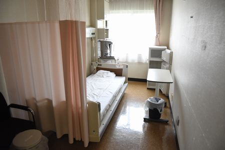 東都文京病院産後ケアの病室