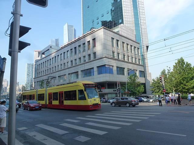 大連の路面電車2