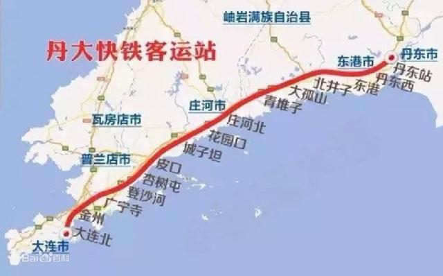 丹大線路線図