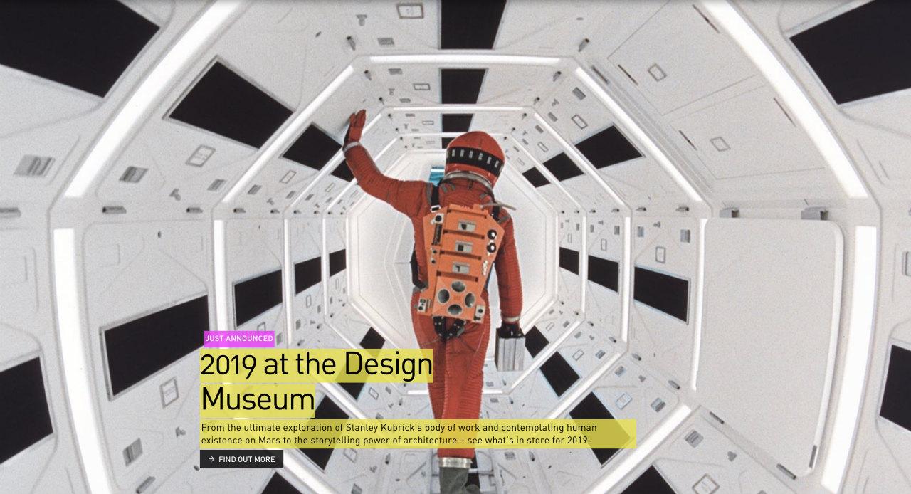 スタンリー・キューブリック展、イギリス・ロンドンで2019年開催決定!!!