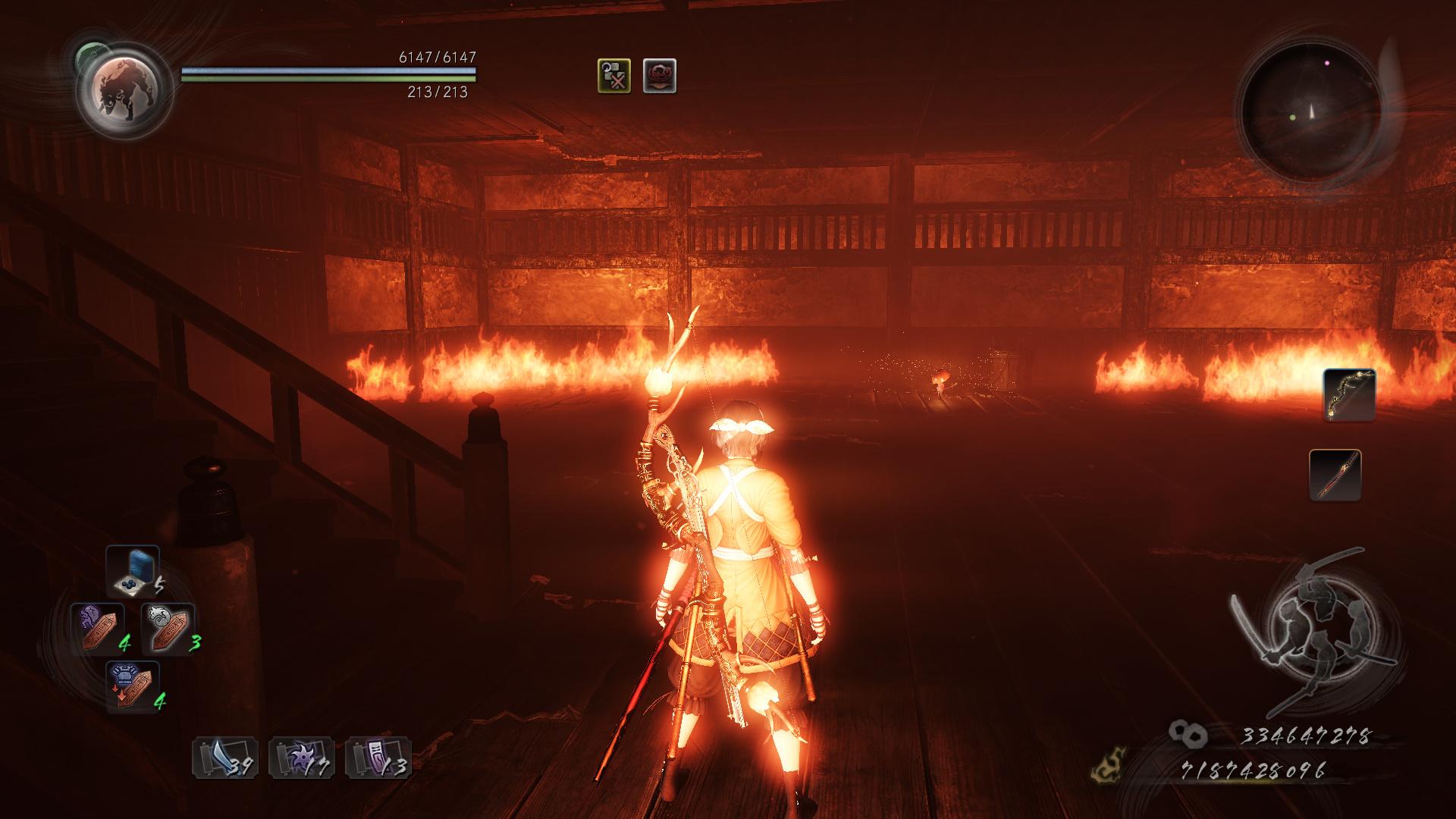殲滅ミッション開始前-伏見城