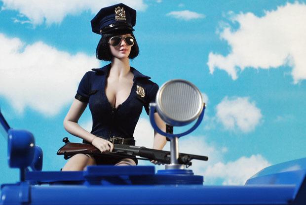 sexy policewoman0219