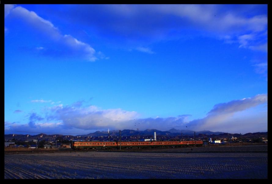 冬の空と信越115