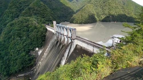 電源開発 (J-POWER) の佐久間ダム