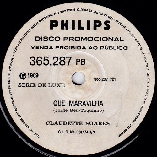 Claudette Soares / Vem Balançar