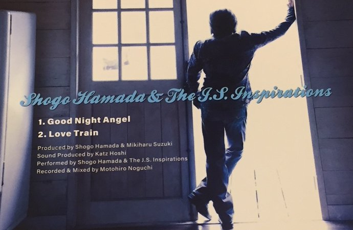 浜田省吾『Good Night Angel / Love Train』