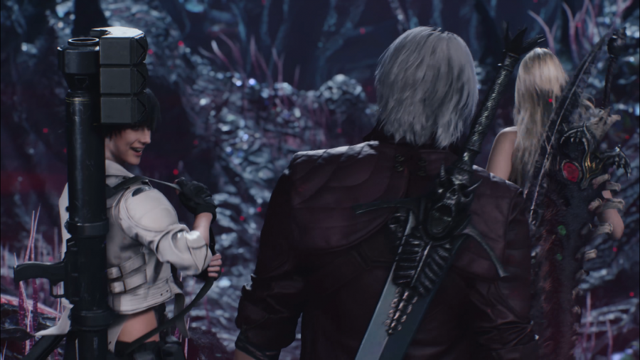 Screenshot_2018-09-20 (1) Devil May Cry 5 - TGS 2018 Trailer - YouTube