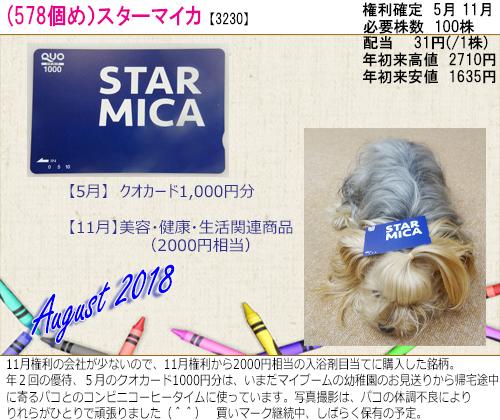 (578)2018年08月到着スターマイカ (1)