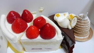 2018 お誕生日ケーキ
