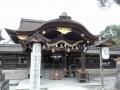 藤森神社本殿(久しぶり)
