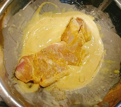 阿倍一郎特製フライ定食11