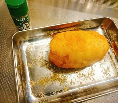 阿倍一郎特製フライ定食14