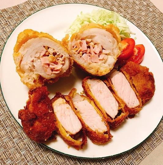 阿倍一郎特製フライ定食17