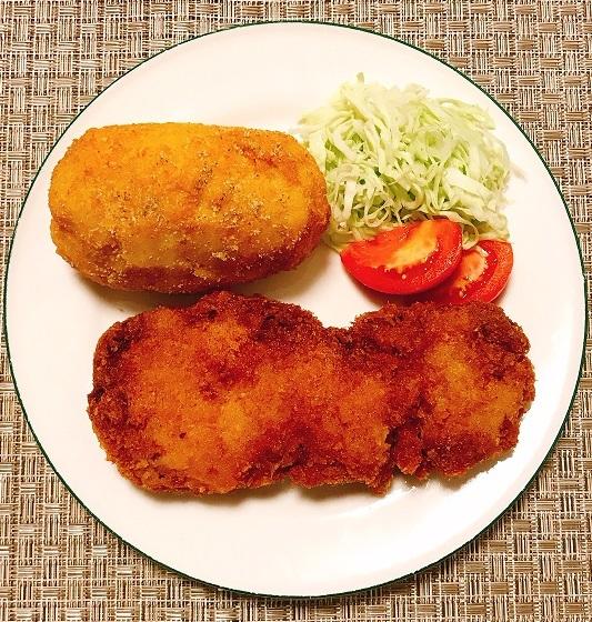 阿倍一郎特製フライ定食18