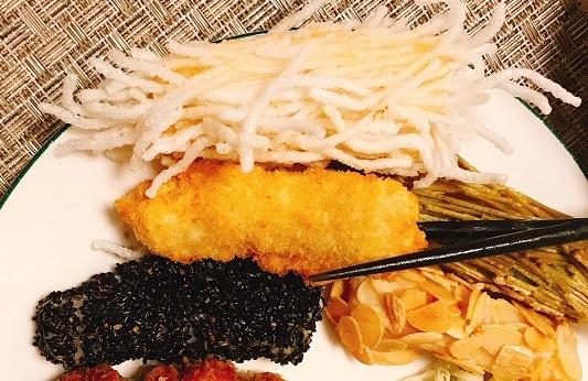 味吉陽一特製フライ定食21