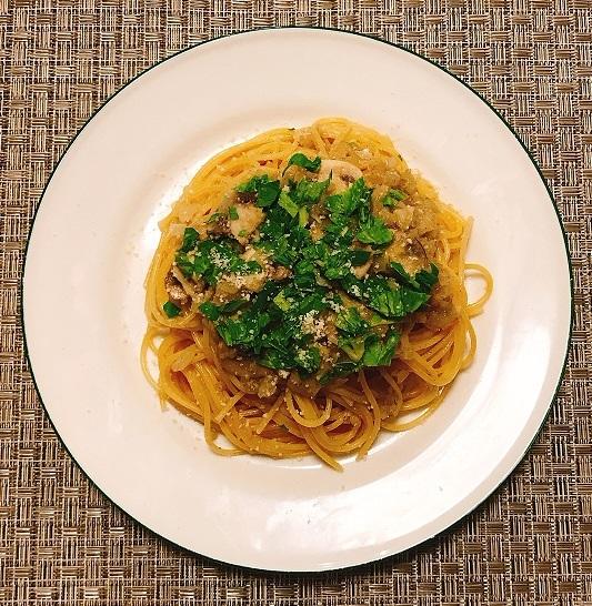 本場イタリアのスパゲティ5