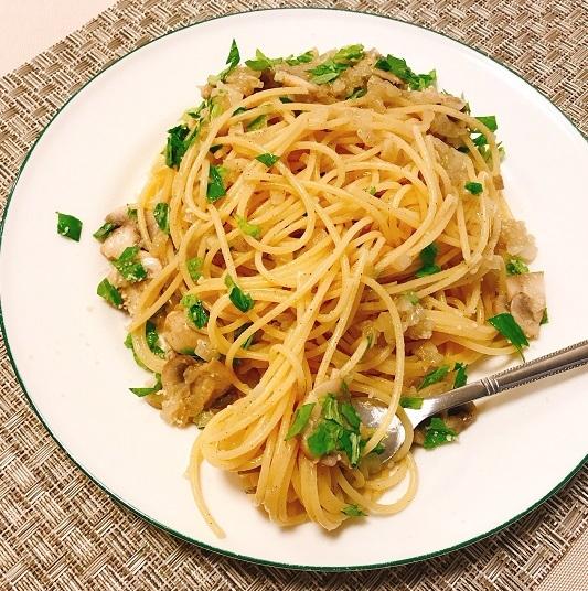 本場イタリアのスパゲティ7