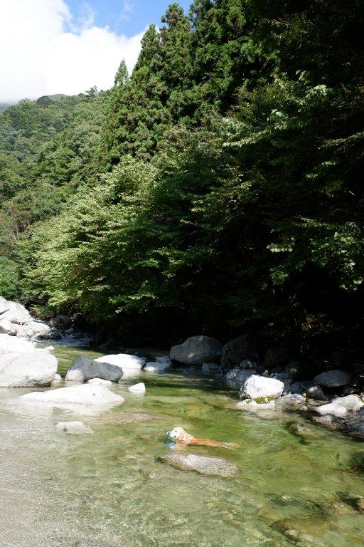 尾白川渓谷 2018.9.18 013