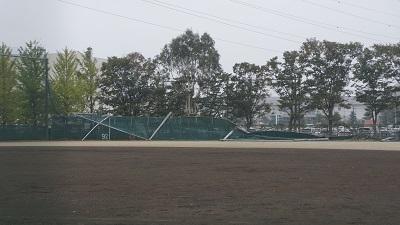 20181011春日部共栄野球グランド