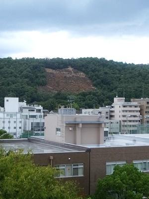 大文字送り火 松ヶ崎妙法1808