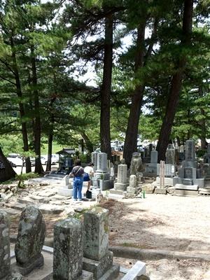 丹後墓参1808