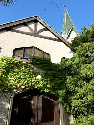 ヴォーリズ設計堅田教会1809