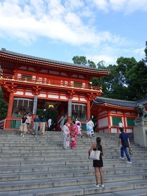 八坂神社1809