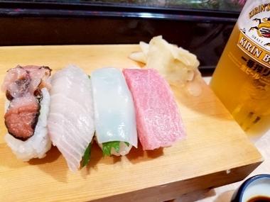 松江で深夜のお寿司屋さんといえば!すしひろ♪
