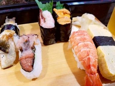 松江 老舗 寿司