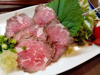 お肉ぅ~♪