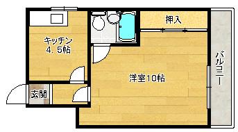 三澤シティハイム_301