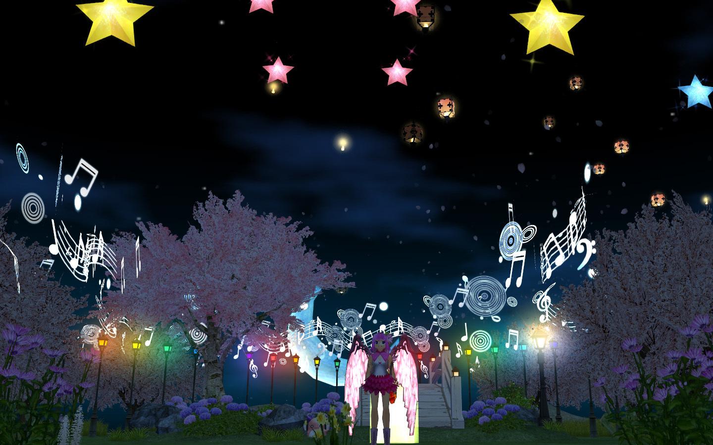 天灯祭り3