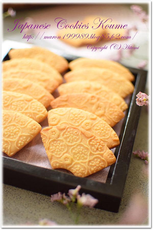 小梅クッキーアップ
