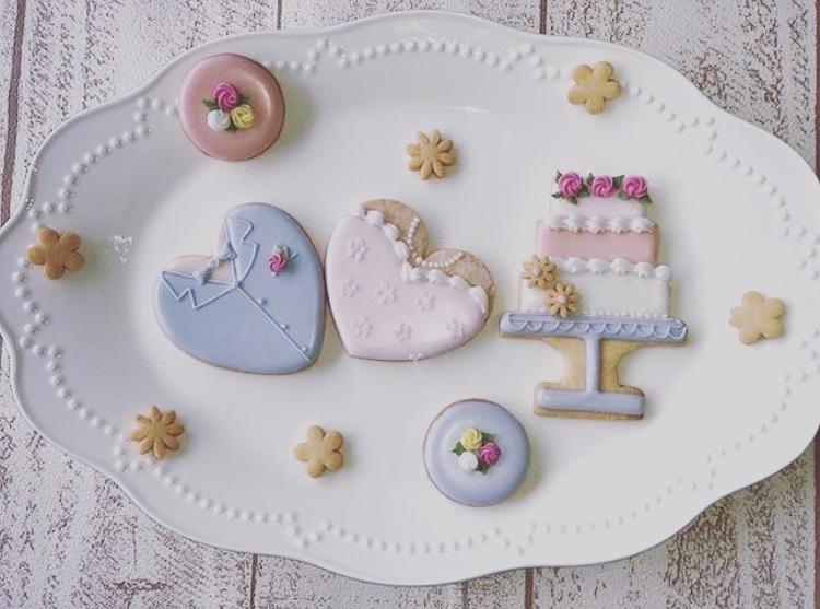 アイシングクッキーはりまや婚