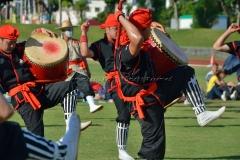 沖縄 旧盆 ウークイ エイサー 念仏踊り