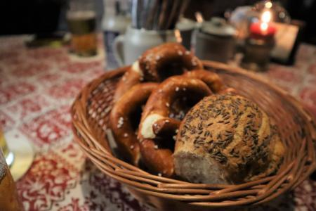 nürnberger bratwurst glöckl am dom munich2