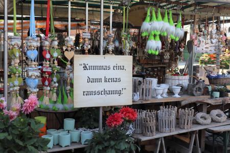ミュンヘンのマーケット(viktualienmarkt)6