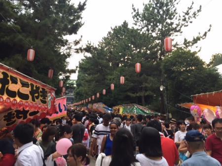 2018 夏 お祭り