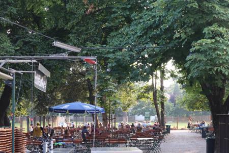 Hirschgarten(ヒルシュガルテン)7