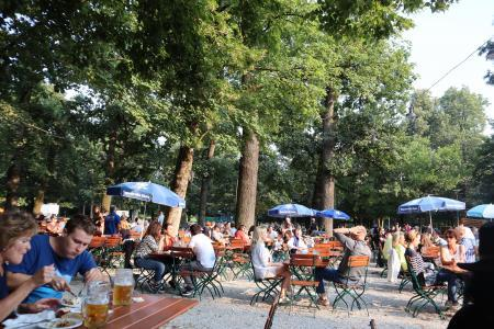 Hirschgarten(ヒルシュガルテン)6