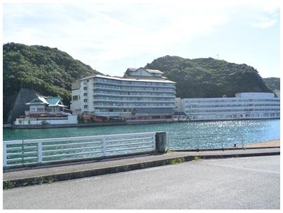 ホテル浦島1
