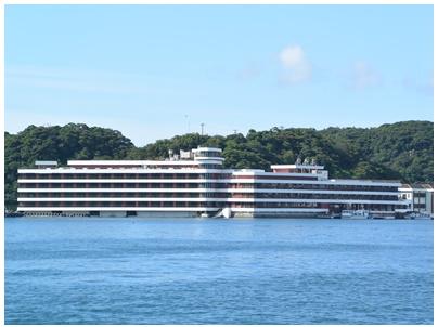 ホテル中の島2
