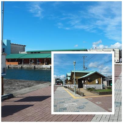 勝浦漁港8