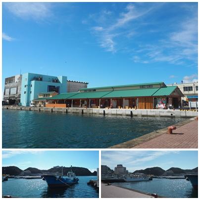 勝浦漁港9