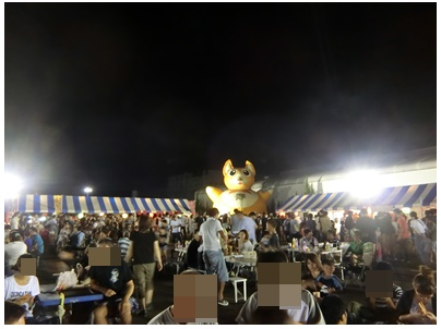 三菱オータムフェスティバル6